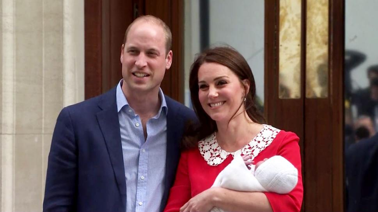 Image result for Kate Middleton 3rd Prince name