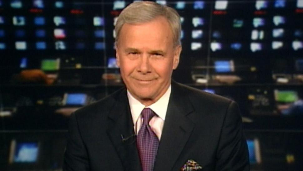 A former NBC reporter claims Tom Brokaw made unwanted advances toward her.