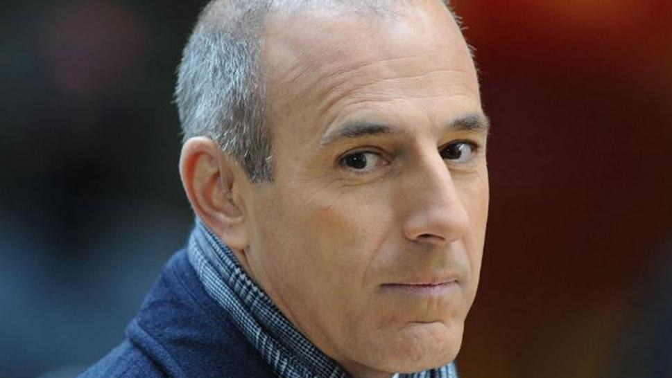 Matt Lauer denies forcing himself on female colleagues.