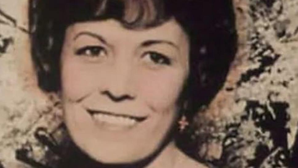 Mary Ann Perez, 33, went missing after going out with friends to a local bar in Chalmette, outside New Orleans on March 26, 1976.