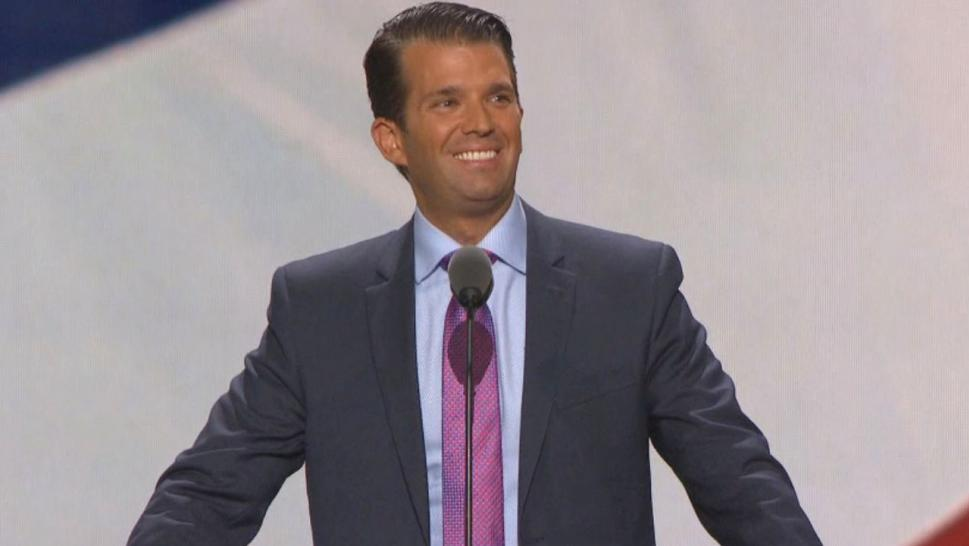 Donald Trump Jr. Dating Kimberly Guilfoyle