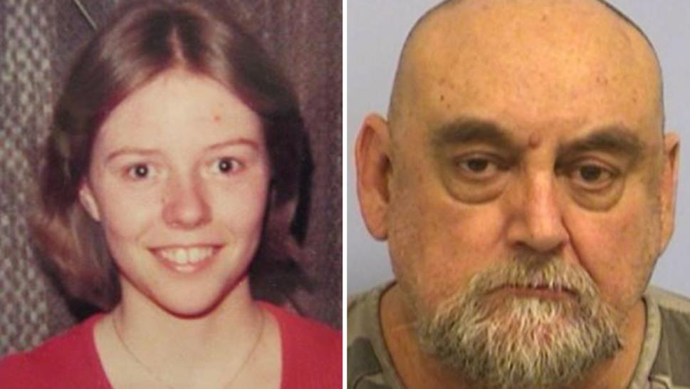Police say Debra Sue Reiding was murdered in 1979 by Michael Anthony Galvan.