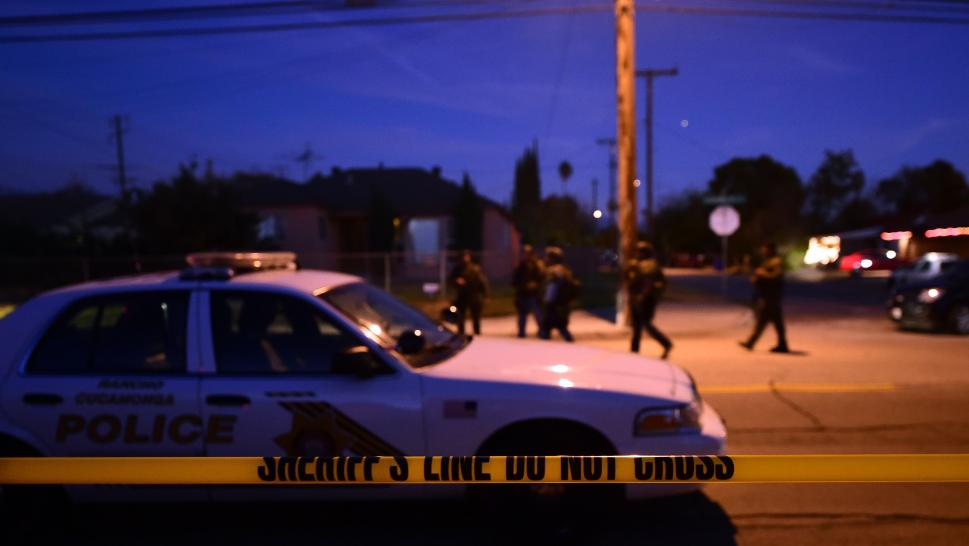 The violent crime rate in San Bernardino is 1,324 per 100,000 residents.