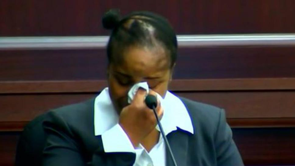 Gloria Williams was sentenced to 18 years in prison.