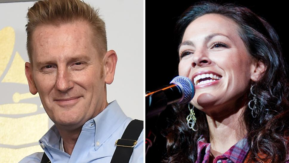 Though it's been two years since Rory Feek's wife and Joey lost her battle with cervical cancer, the country music star is still as devoted to his singing and life partner.