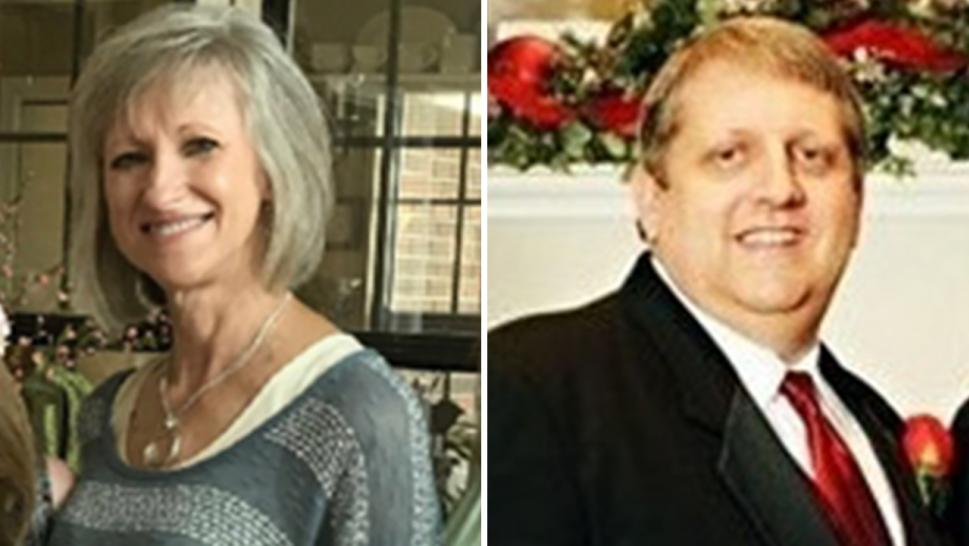 Lori Bruick's body was found by authorities trying to notify her of her husband, Larry's suicide.