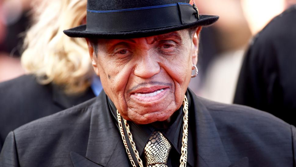 Joe Jackson has been hospitalized.