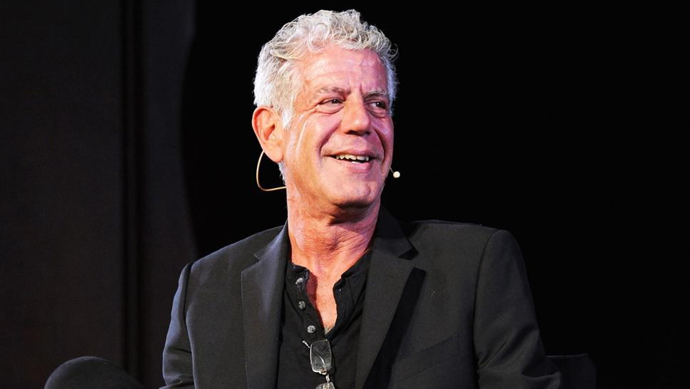 Anthony Bourdain was found hanged in his hotel.