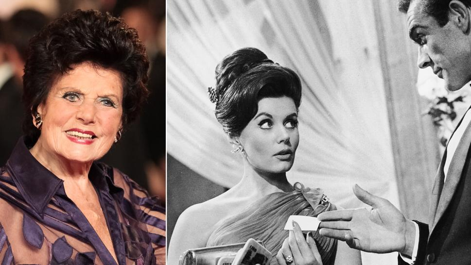 First ever 'James Bond' girl Eunice Gayson dead at 90