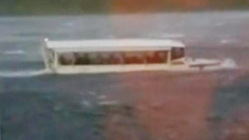 Duck boat captain knew weather report: NTSB report