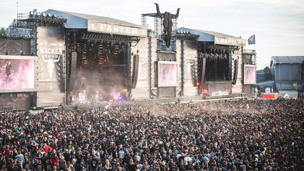 Elderly Men Escape Nursing Home to Attend Heavy Metal Festival