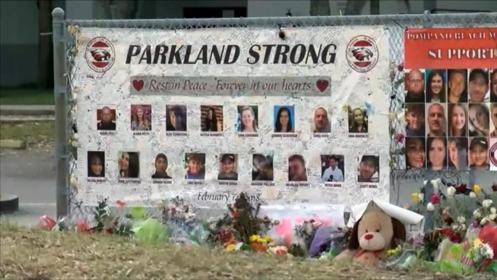 Tributes flow after second teen who survived Parkland school shooting dies