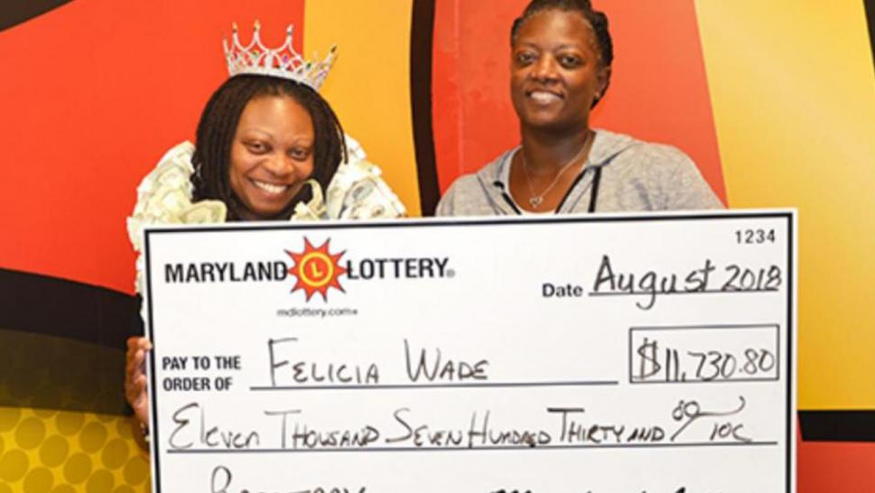 Woman Wins the Lottery 3 Times in a Month: 'I Never Believed Before