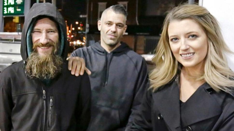 Homeless GoFundMe