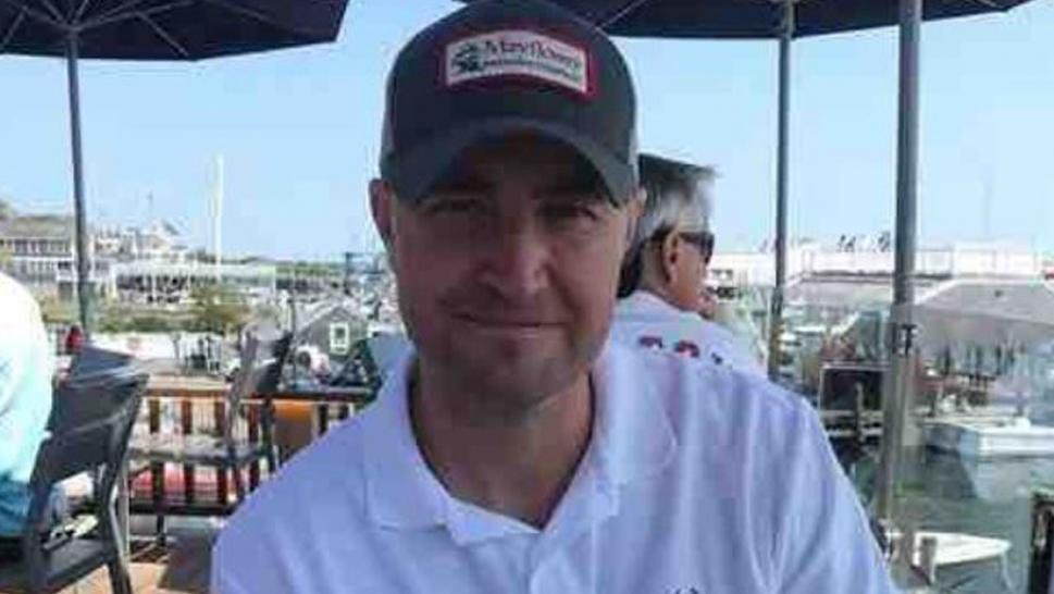 Scott Landis, 34, was killed just outside the Cranland Airport in Hanson after the small plane he was piloting lost power Saturday.