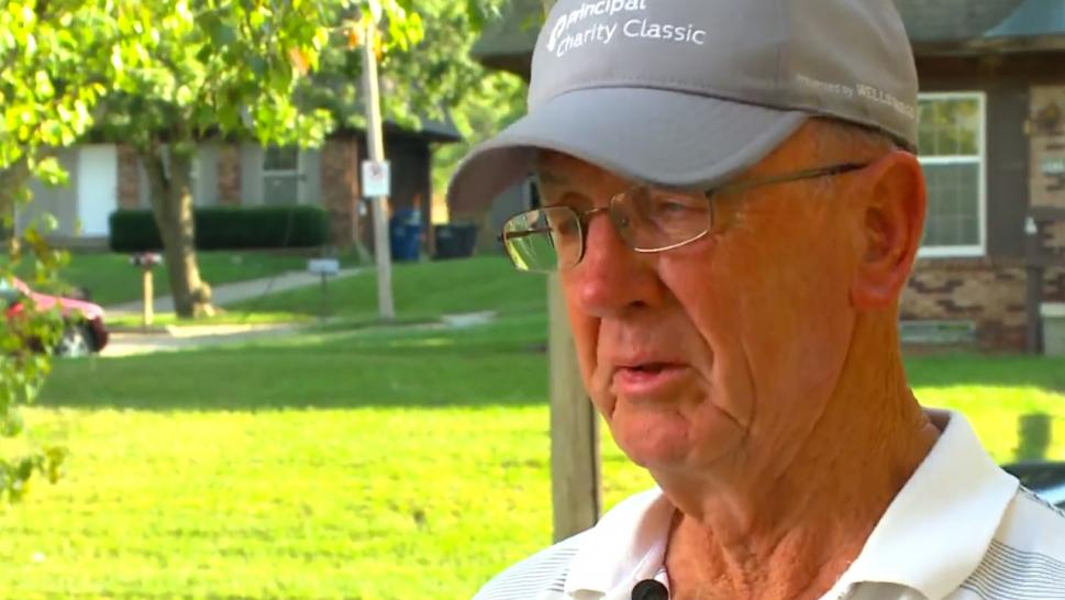 Homeless man charged with murder of Spanish champion golfer on Iowa course