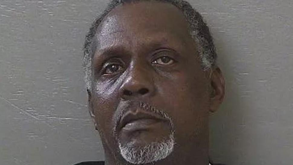 Robert Spellman took 10 cartons of cigarettes, authorities said.