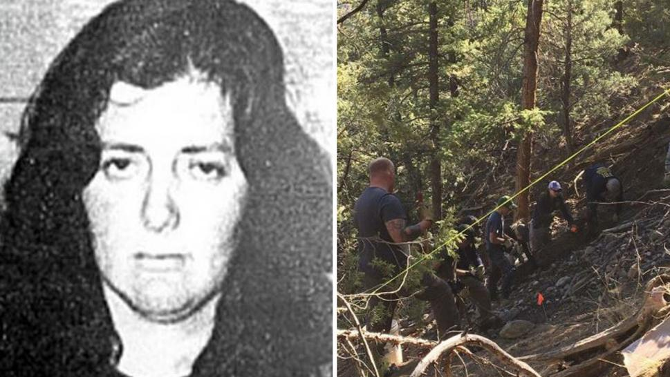 The remains of Beverly England, 32, who was last seen on June 12, 1980, are believed to have been found on a mountain in Colorado.