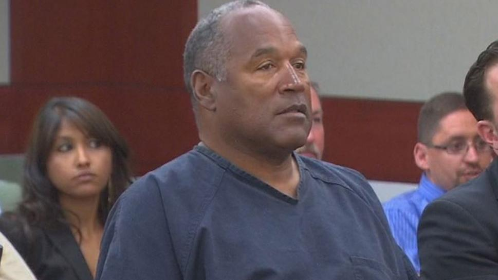 One Year After Prison Release, O.J. Simpson Enjoying Golf and Las Vegas Golden Knights Games