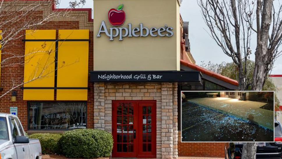 A gender reveal party at Applebee's went terribly wrong.