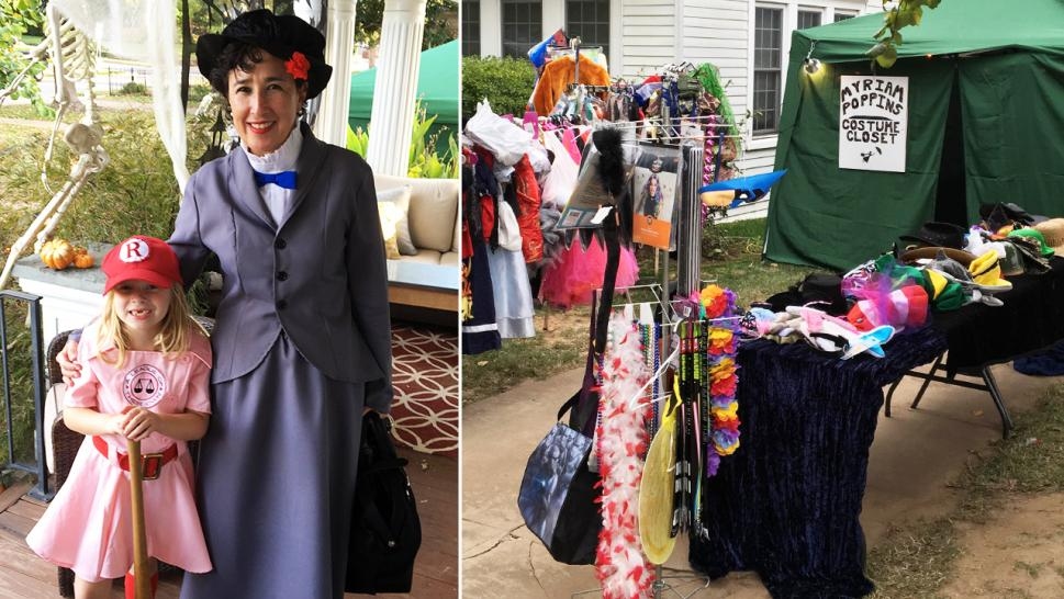 Oklahoma Family Gives Free Halloween Costumes To Children Who Canu0027t Afford  Them