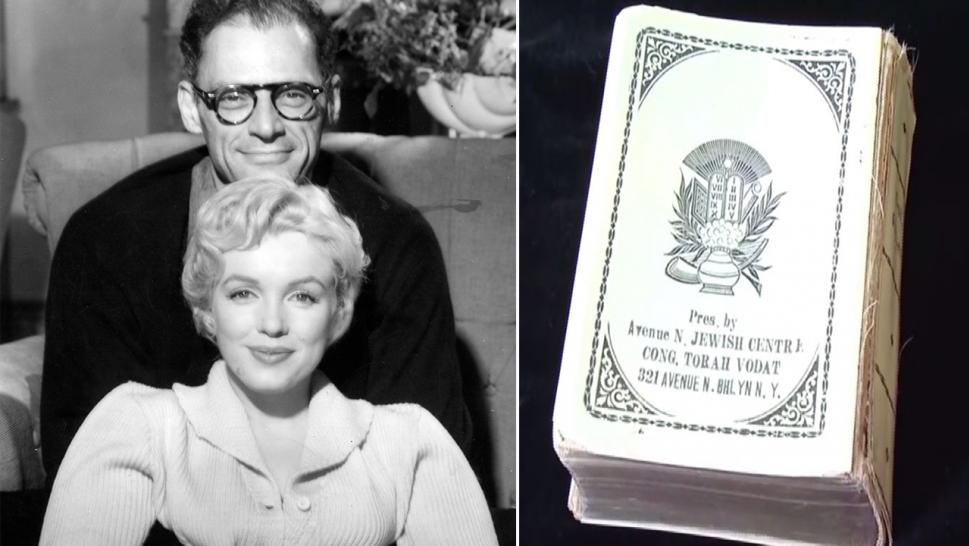 Marilyn Monroe converted to Judaism after marrying playwright Arthur Miller.