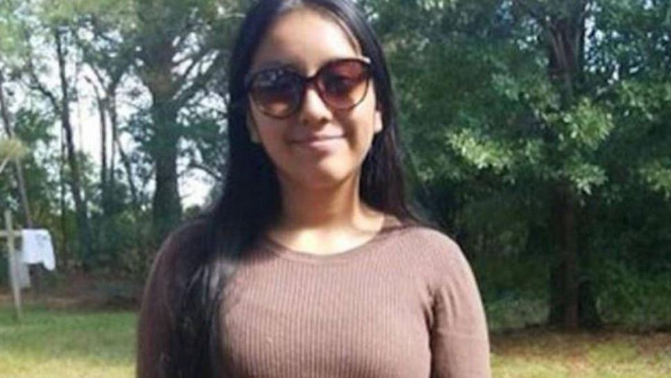 Authorities searching for missing 13-year-old Hania Aguilar have discovered a body, they say.