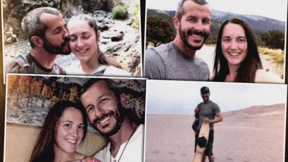 Chris Watts and his mistress Nichol Kessinger