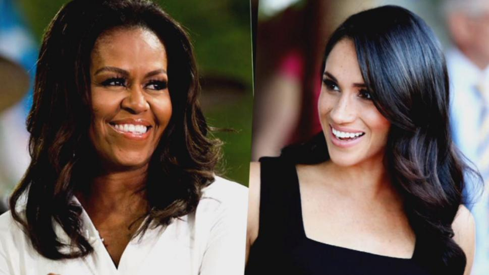 Michelle and Markle