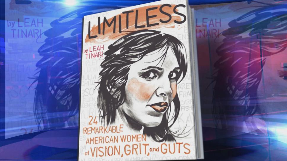 "Cover of the book ""Limitless"""