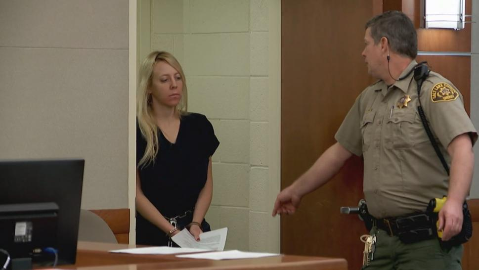 Teacher accused of murder