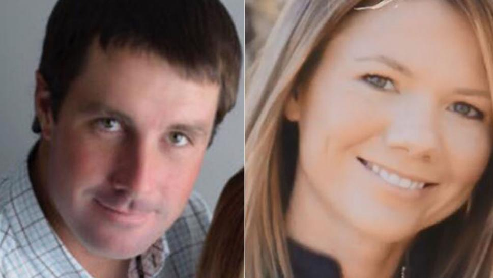 Police won't say if Frazee is under suspicion in his fiancee's disappearance.