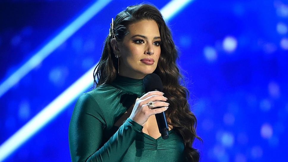 cd03f998a8d0c Drama at the Miss Universe Pageant as Ashley Graham Falls Backstage ...