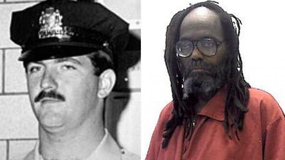 Officer Daniel Faulkner was shot dead by Black Panther Mumia Abu-Jamal on Dec. 9, 1981.