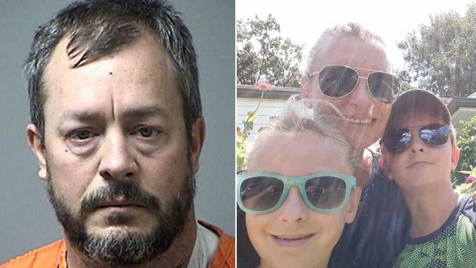 Richard Darren Emery was arrested for allegedly shooting and killing Kate Kasten, her two children, 10-year-old Jonathan and 8-year-old Zoe, and her mother, Jane Moeckel, 61.