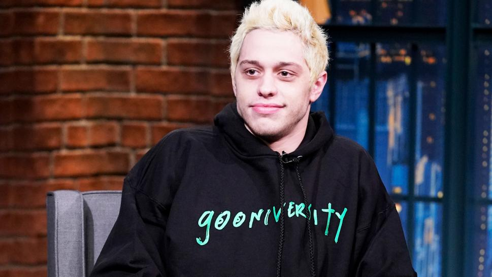 Pete Davidson missed sketches on Saturday's show.