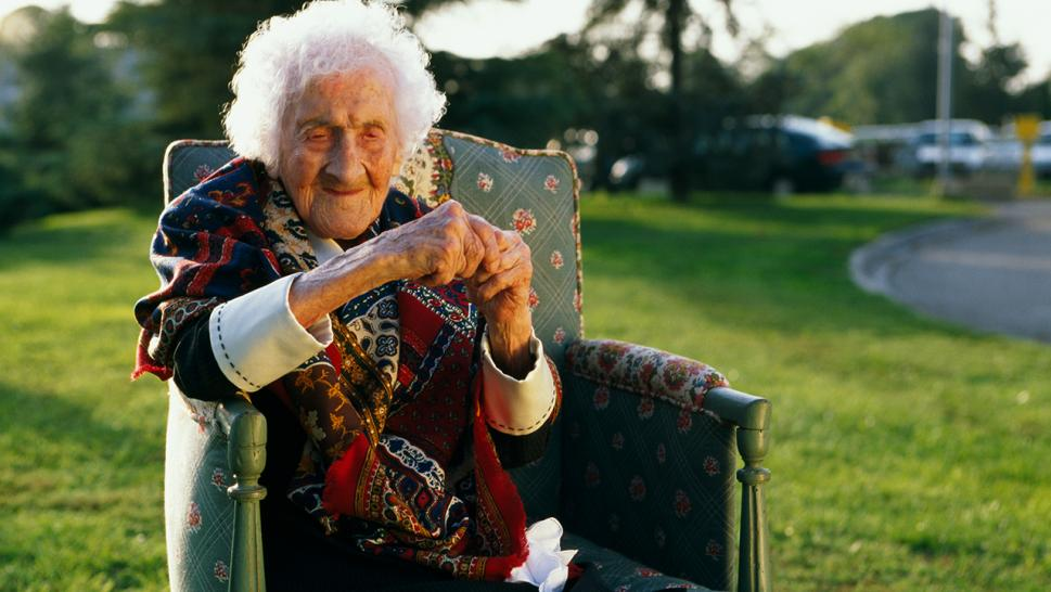 Russian researchers believe that the woman known as Jeanne Calment may actually be her daughter, Yvonne.