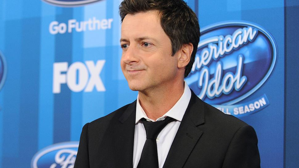 "Brian Dunkleman, 47, hosted the original ""American Idol"" alongside Ryan Seacrest for just one season before quitting the show."