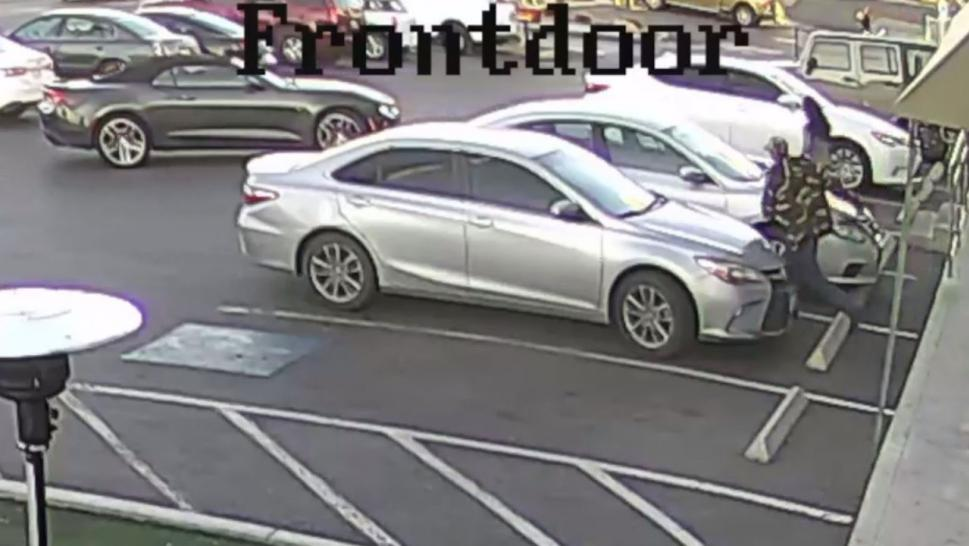 Police are asking the public for help in tracking down the driver.