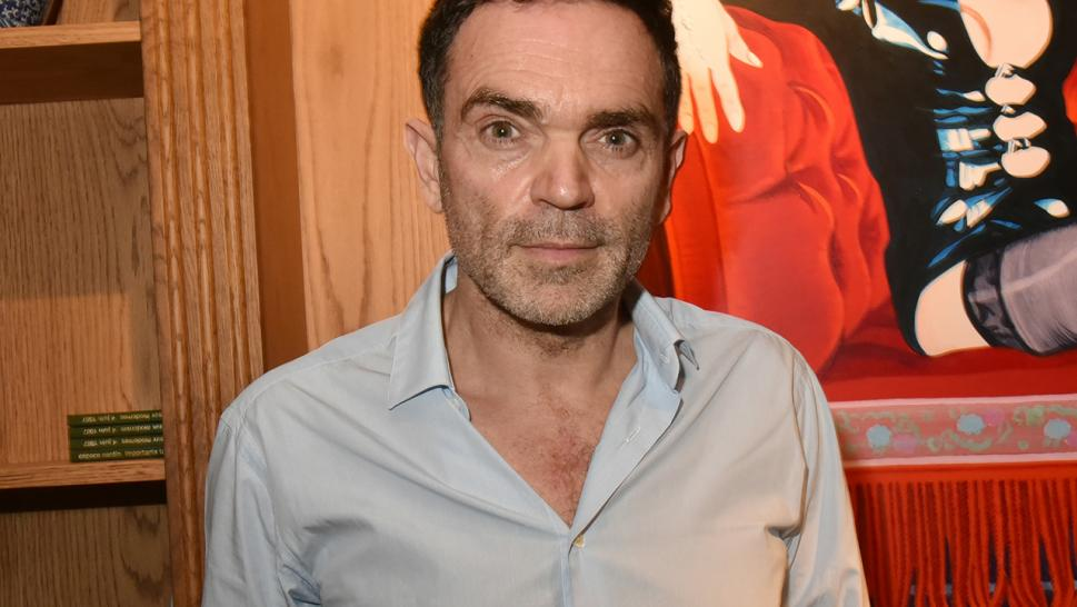 "Yann Moix stirred up controversy after saying women over 50 are ""invisible"" to him."