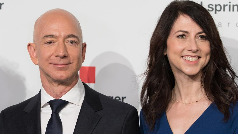 Jeff Bezos and his wife, MacKenzie, are separating after 25 years together.