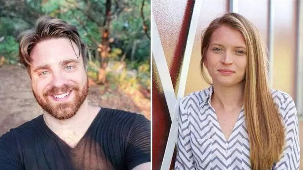 The bodies of Jenna Scott and Michael Swearingin have been found in Oklahoma.