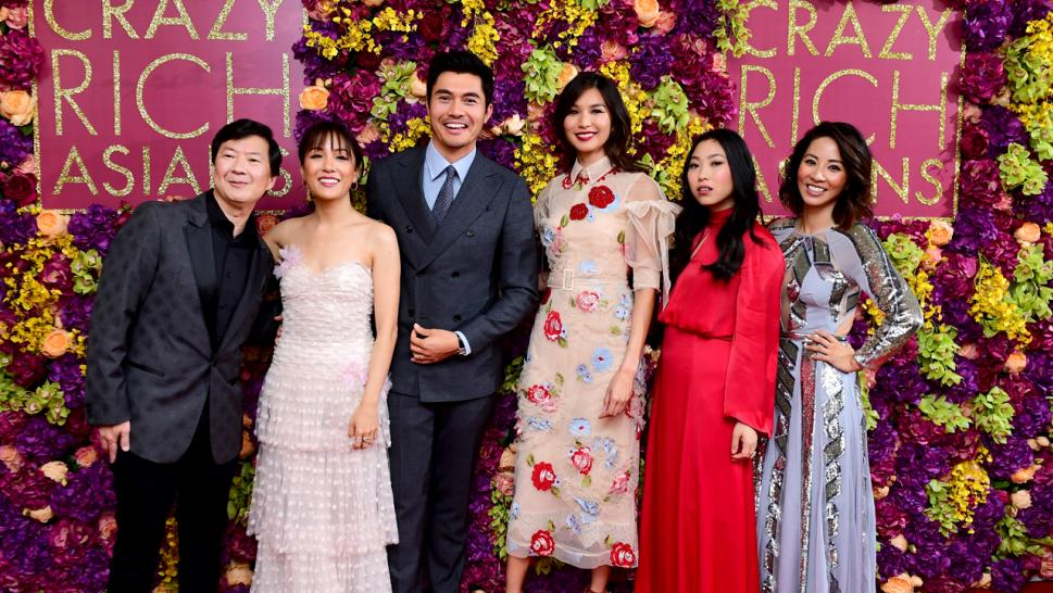 Crazy Rich Asians was not nominated for any Oscars