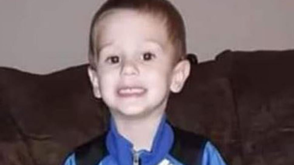 Casey Lynn Hathaway, 3, vanished after playing with two other children, whom he is related to, in his grandmother's backyard in Craven County on Tuesday, the Craven County Sheriff's office said.