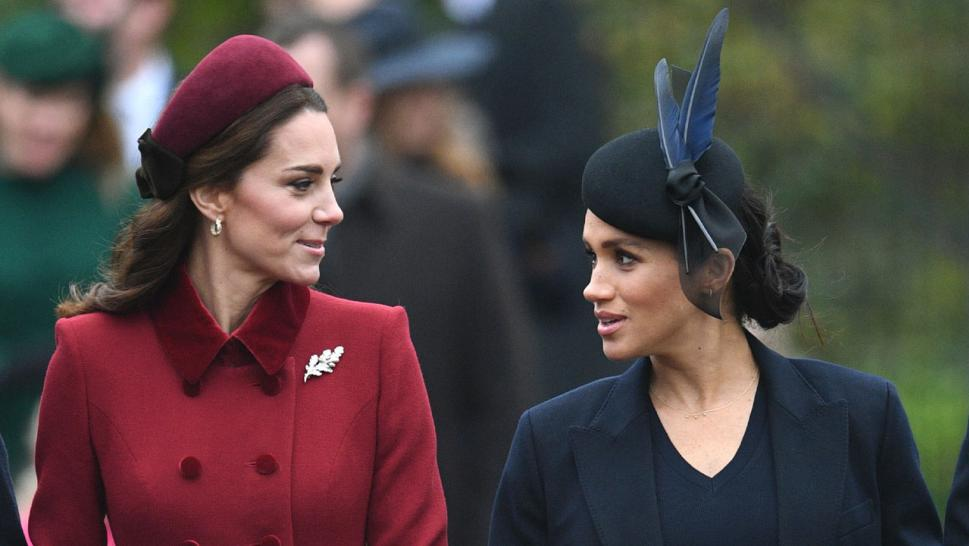 Meghan Markle and Kate Middleton subjects of online bullying