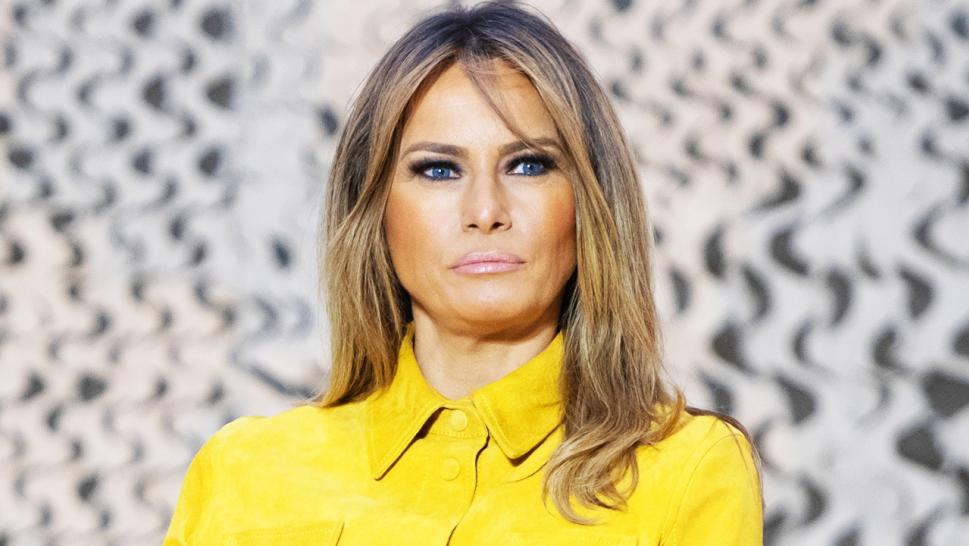 The official spouse photo shows no Melania Trump and it is leading to curiosity around the world.
