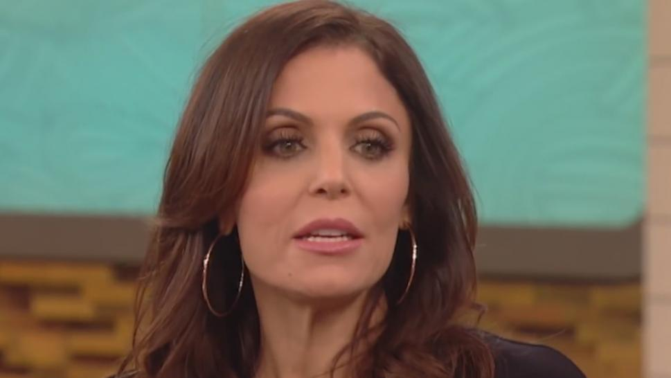 Bethenny Frankel thought she was going to die when she had an allergic reaction to fish.