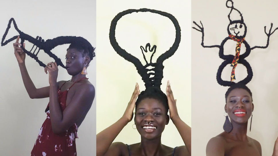 Amazing hair designs