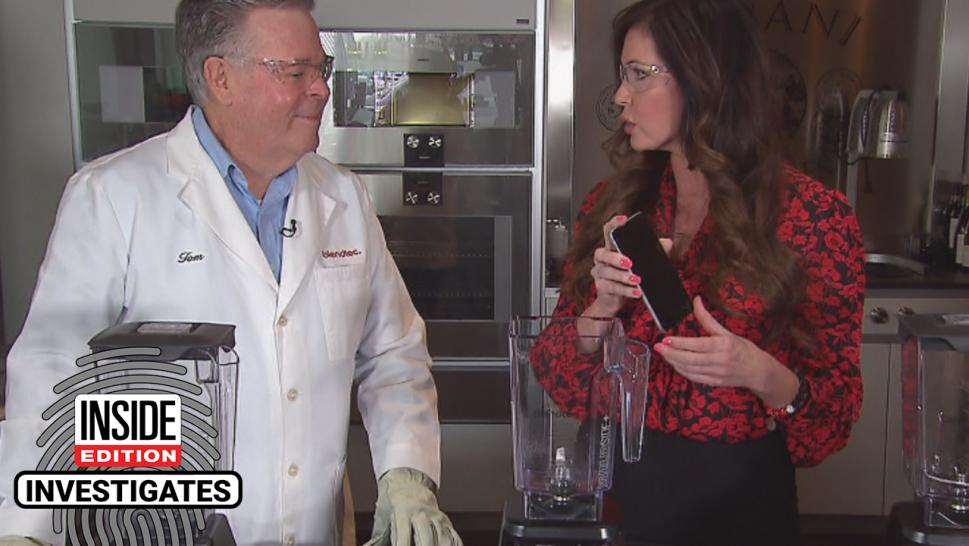 Blendtec founder Tom Dickson pushes his blenders to the limit with his popular commercials that have racked up hundreds of millions of views online.