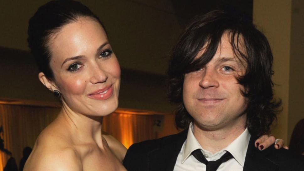 Mandy Moore and Ryan Adams were married between 2009 and 2016.